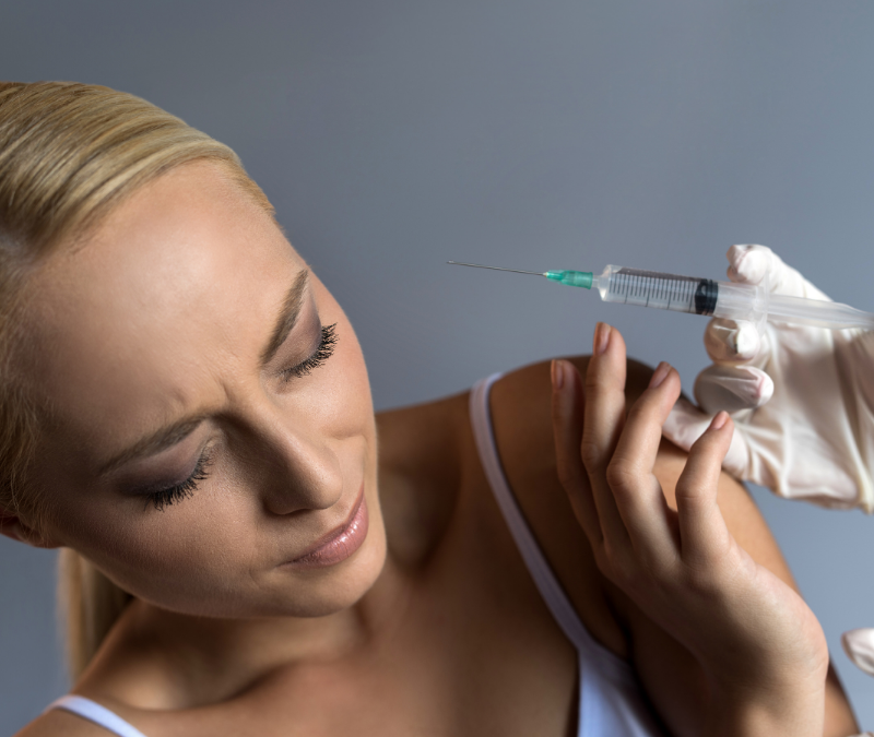 Fear of Needles Blood Test